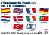 DICCIONARIO NÁUTICO EN 10 IDIOMAS (Nautica (tutor))