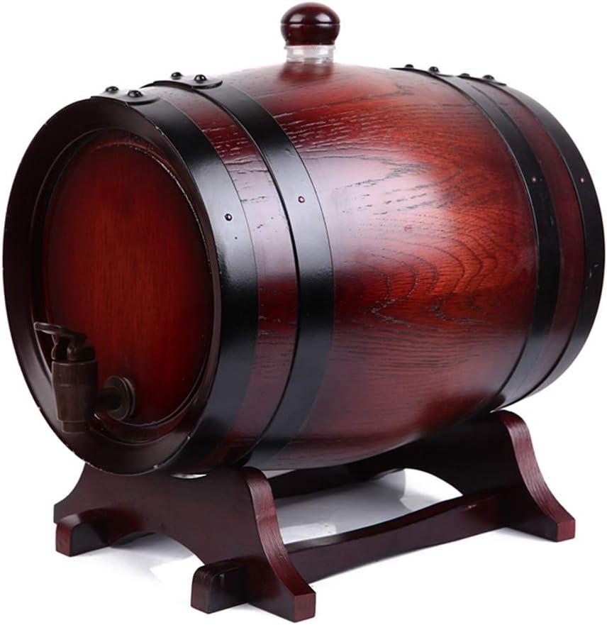 SFMND Barril de Vino de Roble, Barril de Whisky 5L ...