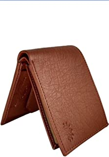 Woodland Leather Men's Wallet Brown