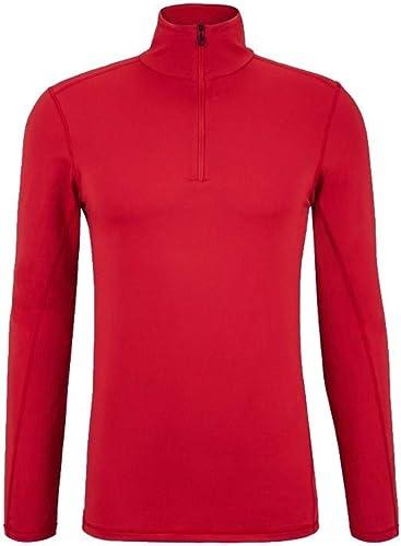 Bogner - Haut Thermique - Homme Rouge Rouge S