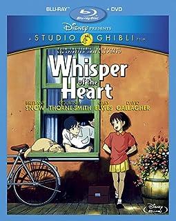 耳をすませば(2枚組Blu-ray/DVDコンボ)(オリジナル日本語・英語)(北米版)[Blu-ray] [Import]