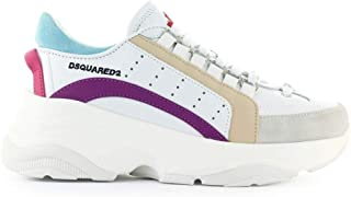 DSQUARED2 Luxury Fashion Womens SNW004171400001M1695 Multicolor Sneakers | Fall Winter 19