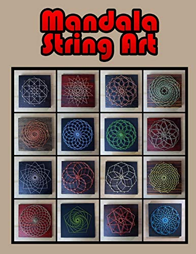 Compare Textbook Prices for Mandala String Art  ISBN 9798685093516 by Rozema, Dennis