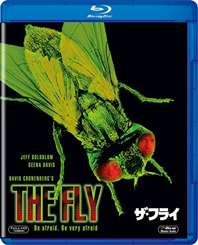 ザ・フライ [AmazonDVDコレクション] [Blu-ray]