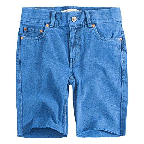 Levi's Big Boys' 511 Slim Fit Denim Shorts, Princess Blue,10