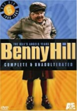 Benny Hill: Complete and Unadulterated - The Hill's Angels Years - Set Six