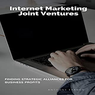 Internet Marketing Joint Ventures cover art