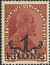 Liechtenstein 15 1920 Print Edition (Stamps for Collectors)