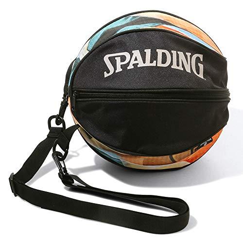 SPALDING(スポルディング) バスケットボール ボールバッグ US フラッグ 49-001FL ブラック バスケ バスケット