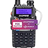 Best Baofeng Radio Scanners - Baofeng Ham Radio UV-5RA 2021 5W Power FCC Review