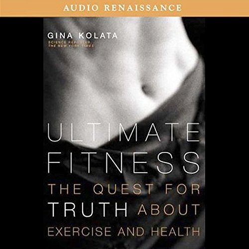 Ultimate Fitness audiobook cover art