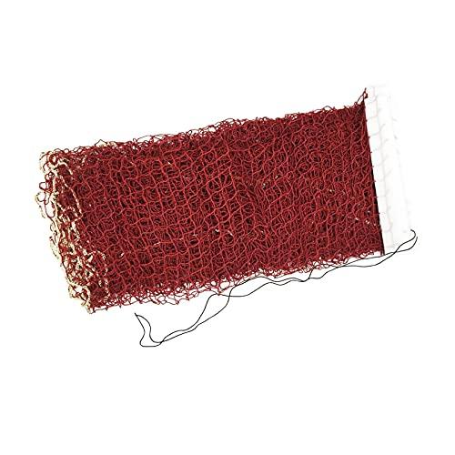WTpin 1 Piezas Red de Bádminton, Red de Bádminton Portátil, Red de Bádminton para Entrenamiento, Red de Bádminton Plegable, para Deportes al Aire Libre