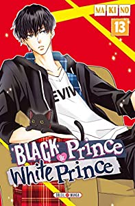 Black Prince & White Prince Edition simple Tome 13