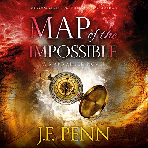 Map of the Impossible Audiobook By J.F. Penn cover art