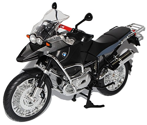 B-M-W R1200gs R1200 R 1200 Gs Silber Schwarz Ab 2004 1/9 Rastar Motorradmodell Motorrad Modell