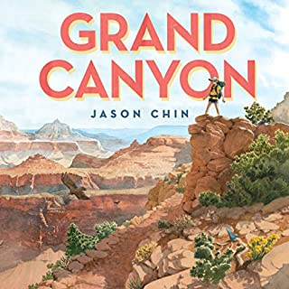 Grand Canyon audiobook cover art