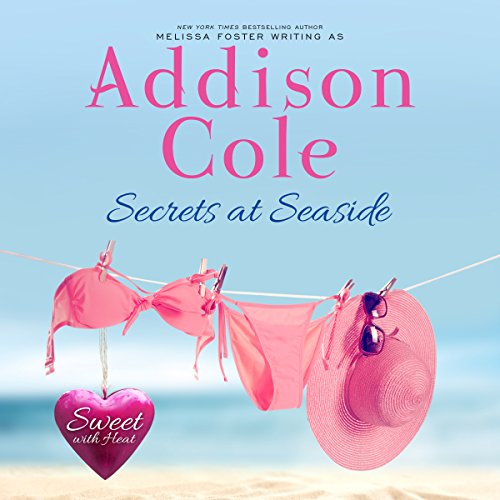 Secrets at Seaside audiobook cover art
