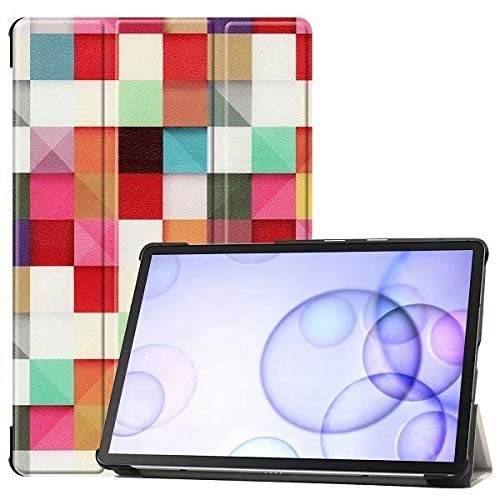 Skhawen For Samsung Galaxy Tab S6 SM-T860 T865, Tableta Delgada Cubierta magnética for Galaxy Tab S6 10.5 2019 (Color : HLF)