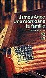 Une mort dans la famille - Editions 10/18 - 04/04/2001