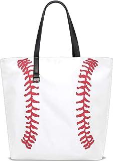 FANTAZIO Schultertasche für Damen, Herzform, Baseballtasche