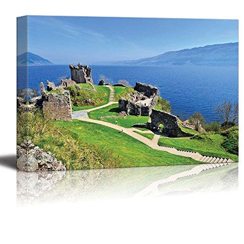 Urquhart Castle Scotland Wall Art