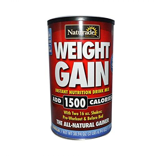 Naturade Weight Gain No Sgr Add