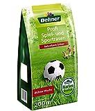 Dehner Rasen-Saatgut, Spiel- und Sportrasen Profi, 5 kg, für ca. 200 qm
