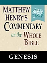 Matthew Henry's Commentary on the Whole Bible-Book of Genesis
