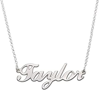 soul jewelry name necklace