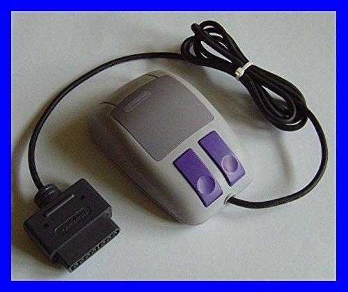 Original SNES Super Nintendo MAUS Controller einzeln (z.B. für Super Mario Paint)