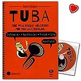 Tuba 9783868493337 - Libro de aprendizaje con pinza en forma de corazón