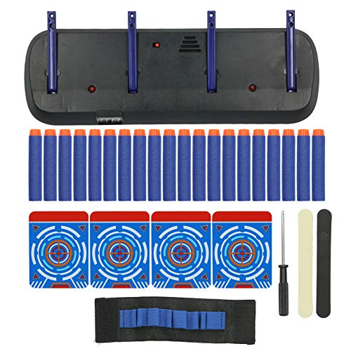 Environmentally Friendly Electric Scoring Target Outdoor Sports Fun Toys ,Family Party Supplies or Outdoor Fun with Parents ,as a Birthday Gifts