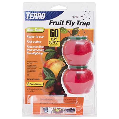 اسعار TERRO Fruit Fly Trap - 2 حزمة