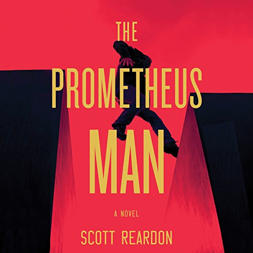 The Prometheus Man audiobook cover art