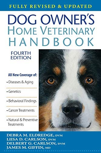Dog Owner s Home Veterinary Handbook product image