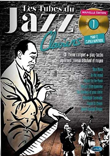 Tubes Du Jazz Claviers: Volume 1 (Book & CD): Noten, CD für Klavier