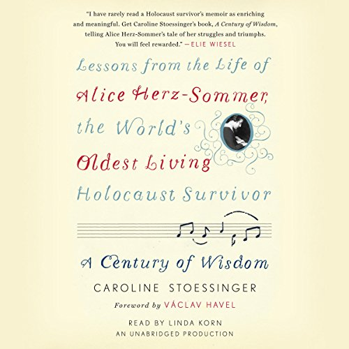 A Century of Wisdom audiobook cover art