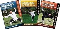 Wudang Tai Chi Sword & Kung Fu [DVD]
