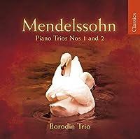 Piano Trios by Borodin Trio (2009-07-28)