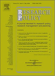 Convergent designs in fine fashion: An evolutionary model for stylistic innovation [An article from: Research Policy]