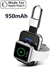 Belkin Boost Charge 2K batería Externa para Apple Watch (certificación MFi, Power Bank para Apple Watch, Cargador portátil para Apple Watch 5, 4, 3, 2