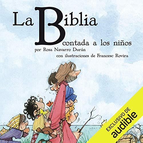 Diseño de la portada del título La Biblia
