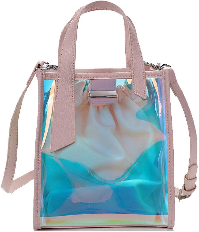 AASSDDFF Schultertaschen Tasche weibliche Mode Jelly Bag Schulter Diagonal Handtasche B07J2J1PP1  Haltbarer Service