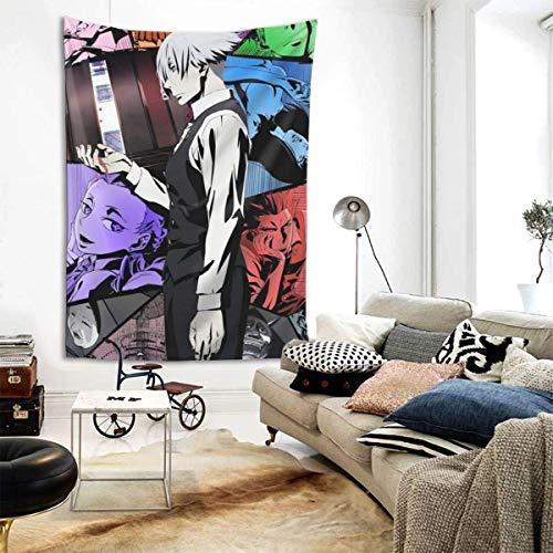 wenhe Muerte Par-Ade Tapiz Decorativo, para Dormitorio //Universitario Dormitorio Art Tapices Tapices 80' X60'