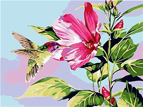 XZJXGZ Puzzel for Volwassene 1000 stukjes Vogel bloem 70x50cm kinderen voor educatief speelgoed verjaardagscadeau woondecoratie puzzel