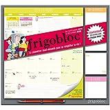 Frigobloc 2020 Mensuel - Le calendrier maxi-aimanté pour se simplifer la vie !