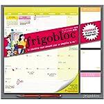 Frigobloc 2020 Mensuel - Le calendrier maxi-aimanté pour se simplifer la vie ! d'Ultraviolette