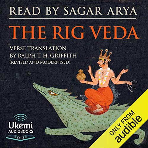 The Rig Veda Audiobook By Anonymous cover art