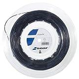 Babolat SG Spiraltek 200M Cordaje de Tenis, Unisex Adulto, Negro, 125