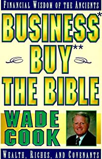 Business Buy the Bible: Financial Wisdom of the Ancients